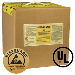 46000-FINISH, FLOOR, STATGUARD 2.5 GAL BOX