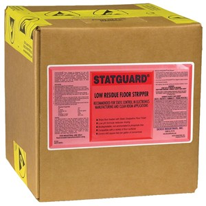 46020-STRIPPER, FLOOR, STATGUARD 2.5 GAL BOX