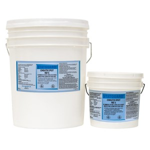46057-COATING, STATGUARD, CONDUCTIVE EPOXY, LIGHT GREY, 4 GAL KIT