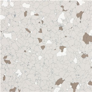 8421-ESD VINYL TILE, DISSIPATIVE, REV BROWN, 3.2MM, 12INx12IN