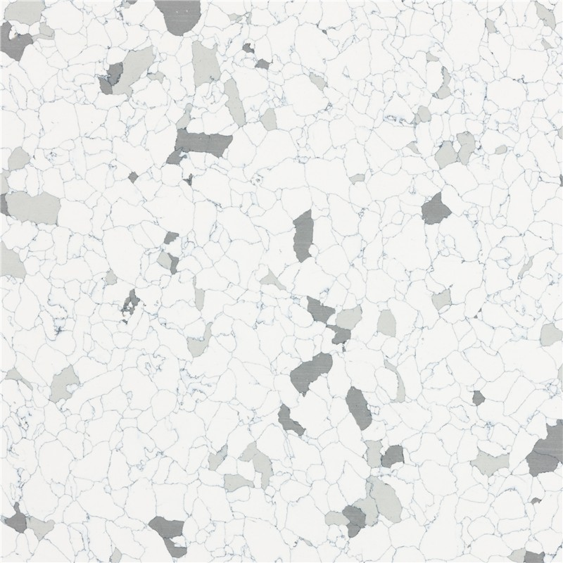 8413-ESD VINYL TILE, DISSIPATIVE, GRAY, 3.2MM, 12INx12IN