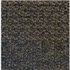 CARPET TILE, STATGUARD, EARTH TONE PATTERN, 1/2M SQ, 43SF